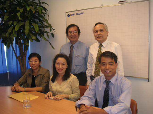 Partners of Pioneer Management
