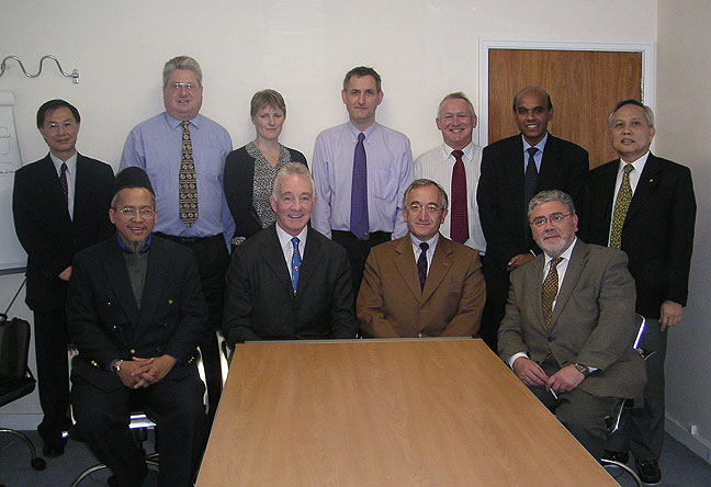 ASNAF at Wilder Coe's office, London
