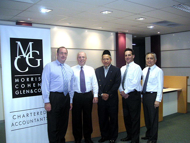 Partners of Morris Cohen Glen & Co.