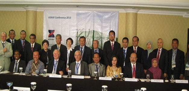 ASNAF delegates with guest Speakers