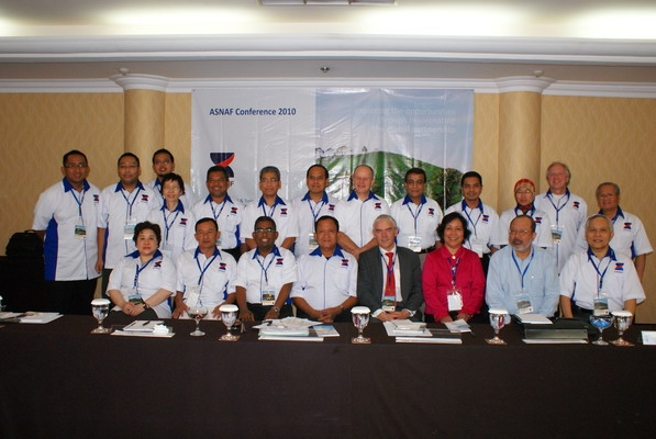 ASNAF delegates in new uniform