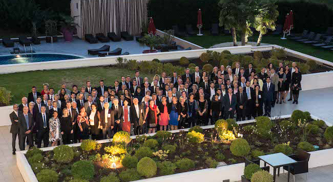 Delegates of PrimeGlobal France Congress