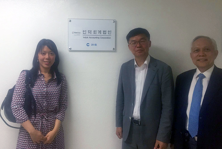 ASNAF strategic alliance with Korea firm in Seoul