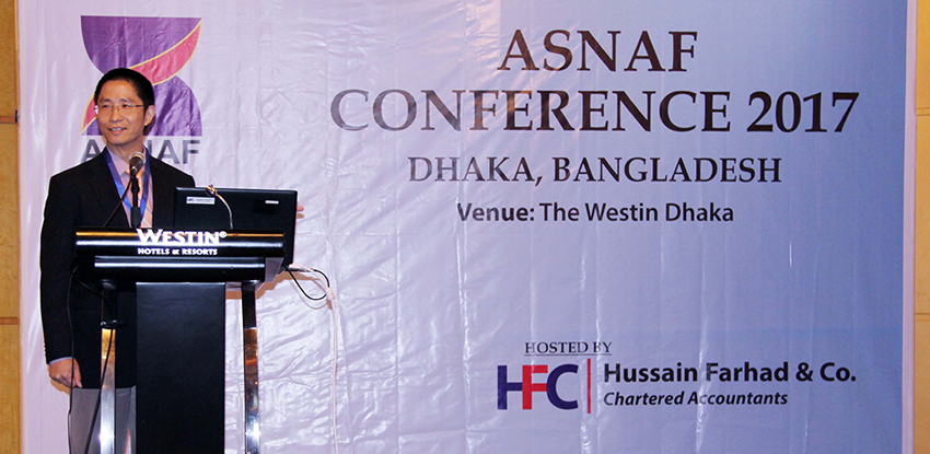 ASNAF Conference 2017 in Dhaka, Bangladesh on 29 – 30 September 2017