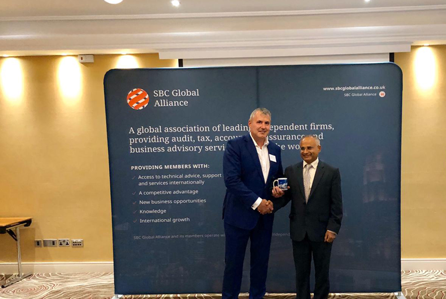 Inaugural SBC Global Alliance Conference in London, UK 10 - 12 October 2019